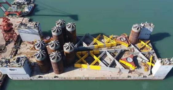 威海金陵长乐风电项目圆满收官