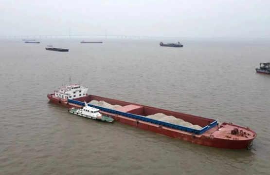 2021年内河船舶非法从事海上运输专项整治行动启动