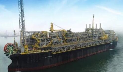 中国船厂首个FPSO改装总包项目在大连中远海运重工完工交付