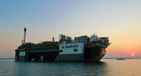 """35万吨世界级""""海上油气工厂""""――巴西FPSO"""