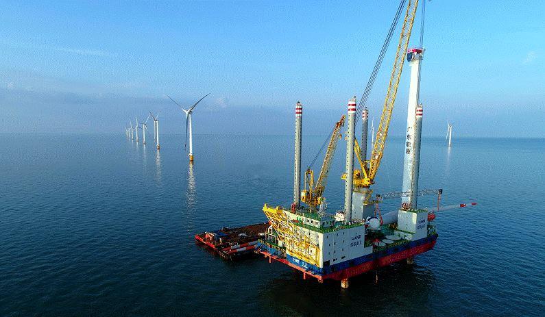 专注海上风电装备制造,润邦海洋的永久使命